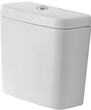 Rezervor aparent Dual Flush d-code