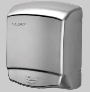 Uscator maini senzor, inox, AIR-WOLF