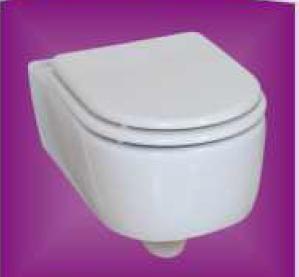 Vas WC suspendat 550 x 365 mm Quid