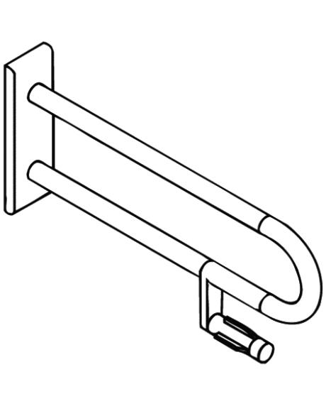 Bara stationara pentru sprijin lateral-big