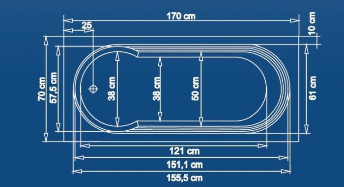Cada 160x70 cm Berlin-big