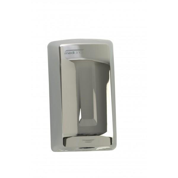 Uscator de maini SMARTFLOW, cu senzor, ABS cromat lucios, MEDICLINICS-big