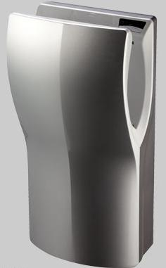 Uscator maini vertical,  ABS, gri, AIR-WOLF-big