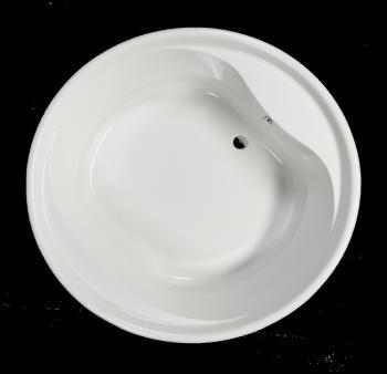 Cada rotunda Ø162 cm Balt