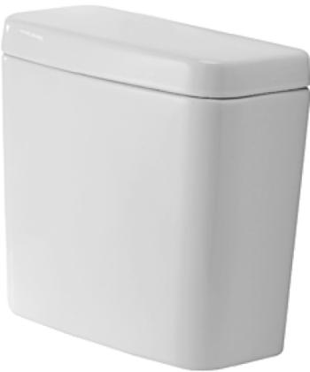Rezervor aparent Single Flush d-code