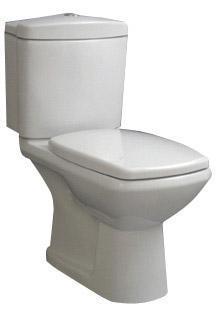 Vas WC evacuare verticala 73x42 cm Style