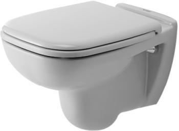 Vas WC suspendat 540 x 355 mm D-code